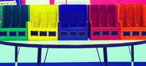 Student Storage Bins